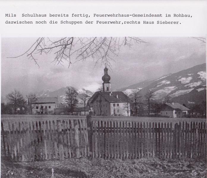 2. Hälfte 1950er Jahre (Einweihung Feuerwehrhaus 1959)