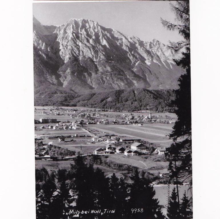1960er Jahre: Baubeginn im Bereich Eschenweg-Hirtenweg