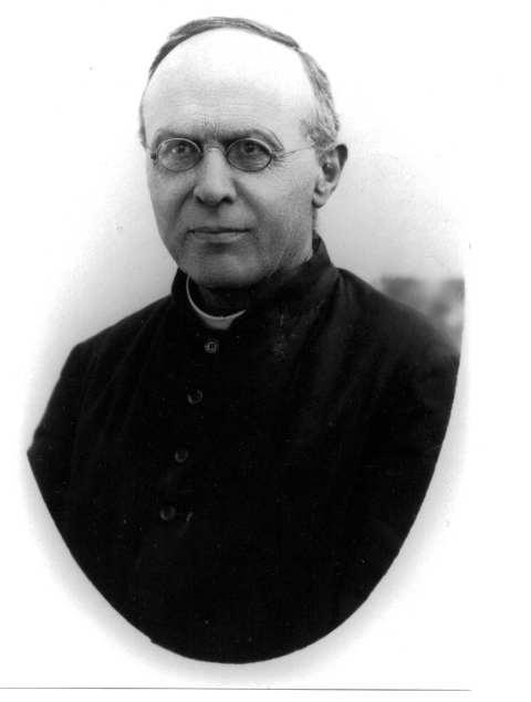 Pfarrer Nikolaus Meyer