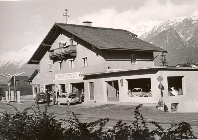 Fahrzeughaus Oberhofer