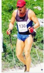 Ribitsch Rudi: Nordic-Walking-Weltmeister 2010