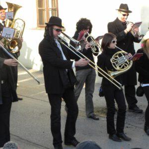 Faschingsdienstag, Bäreneingraben, 2011