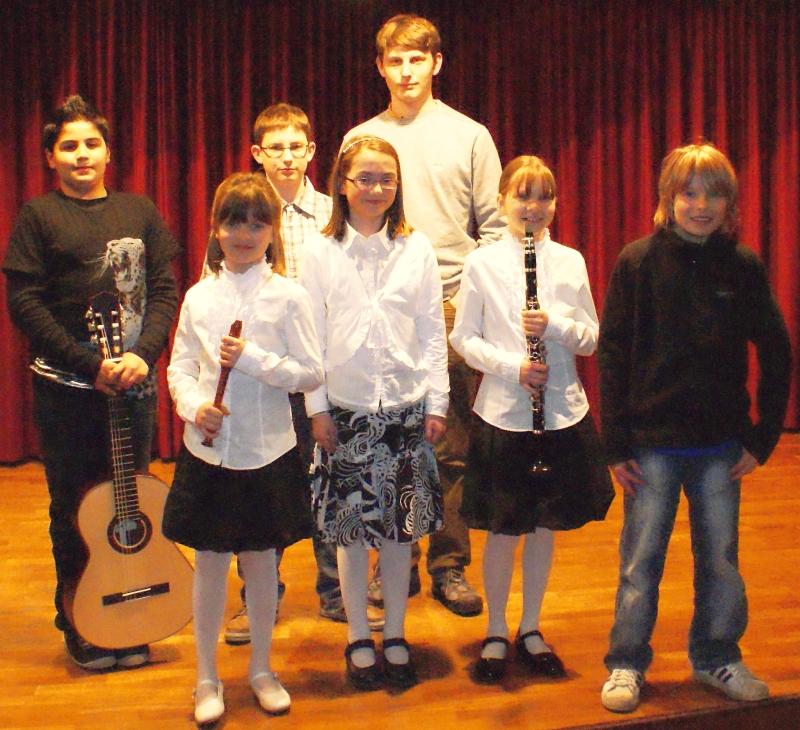 PRIMA LA MUSICA 2011