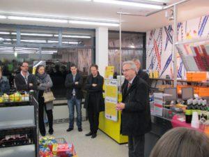 Eröffnung Mini-MPreis 2011