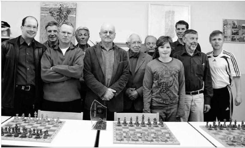 SK Mils - Clubmeisterschaften 2010; Tiroler Meister