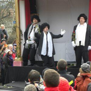 Matschgererumzug 2011