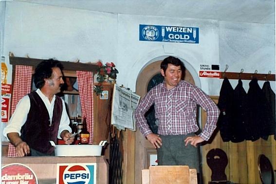 Volksbühne: Fotos 1975 - 1980