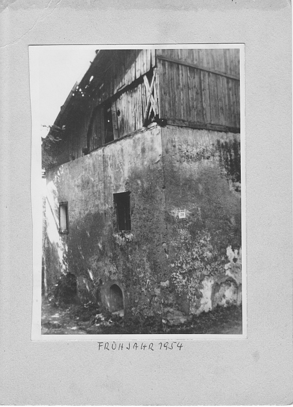 Das Oswald-Milser-Schlössl (beim Auer)