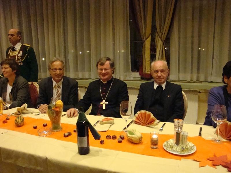 Bischofsvisitation 2008