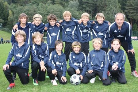 Erfolge der U-11 2011
