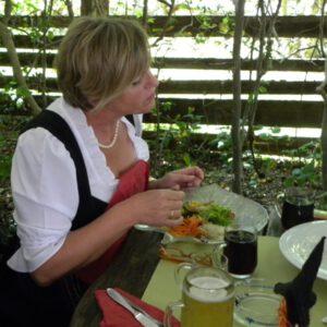Erntedank und Abschied der Tschuggentaler 2011