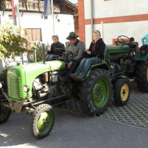 Oldtimer Freunde: Ausfahrt 2011