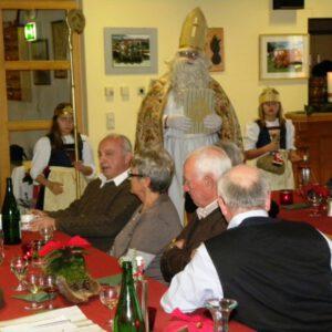 Weihnachtsfeier Pfarrstube 2011