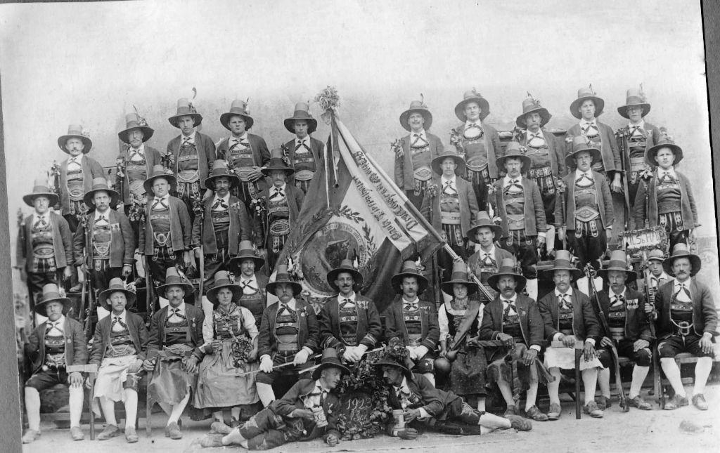 Schützenkompanie 1923