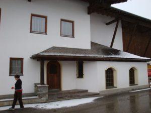 Kapelle beim Moar