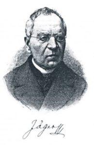 Ehrenbürger Albert Jäger