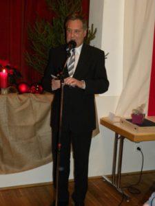 Amtsleiter Bernd Schnitzer: Ruhestand
