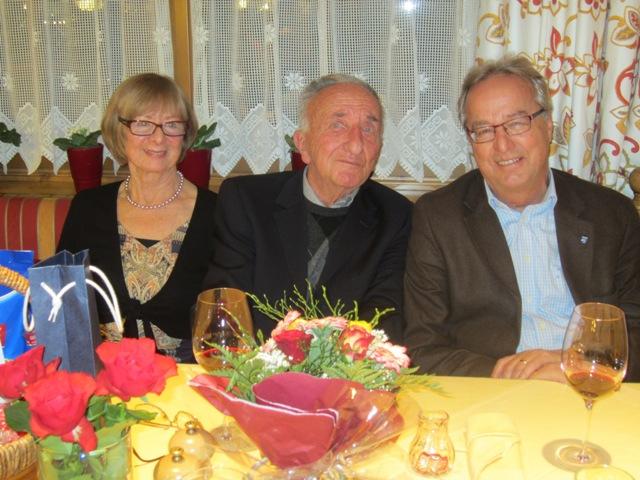 Gustl Hechenberger ein 90er