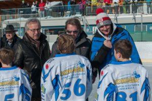 U13 Immobau Mils erstmals Tiroler Meister im Eishockey