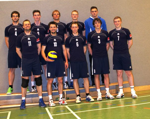 Volleyball: VCM Tiroler Meister 2013
