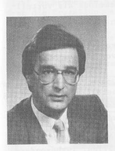 Dr. Peter Hanser im Gemeinderat