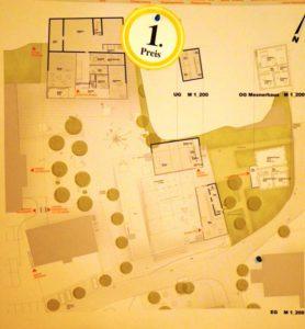 Dorfzentrum: Wettbewerb 2014
