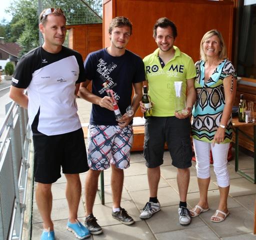 Tennis: Meister 2014