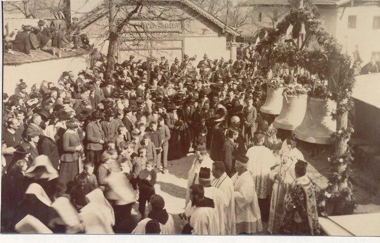 Die Glocken der Pfarrkirche 1791 - 1921