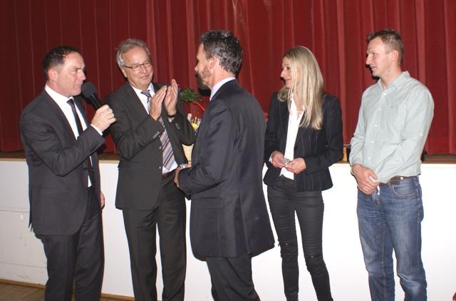Dienstjubiläen Gemeindemitarbeiter 2014