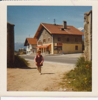 Haus Knab / Raggl an der Bundesstraße