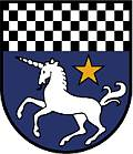 Das Wappen der Gemeinde Mils