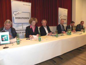 TT-Forum im Vereinshaus am 25.3.2015