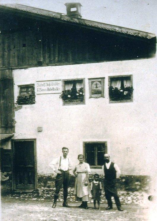 Hochzeiten vor 1945