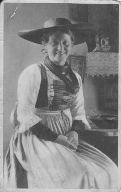 """Stern Anna """"Stiftmoarbäurin"""""""