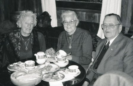 Seniorenausflug 1989