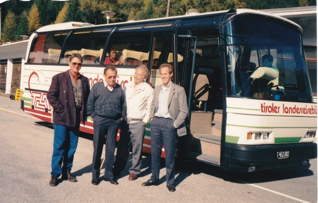 Gemeindeausflug 1990