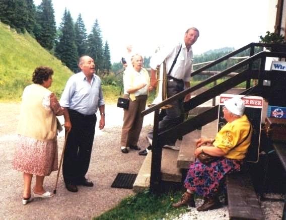 Seniorenausflug 1990
