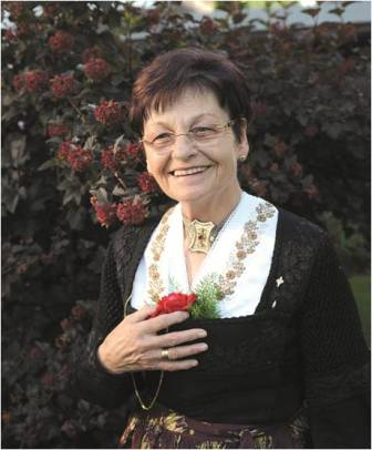 Maria Unterberger 70