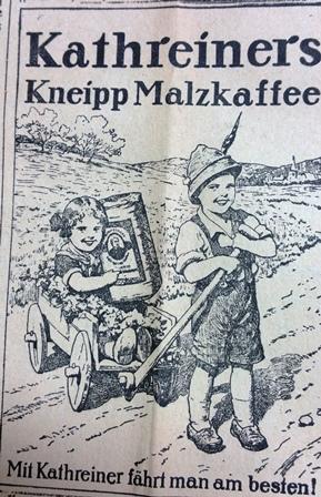 Quelle: Haller Lokalanzeiger 1923