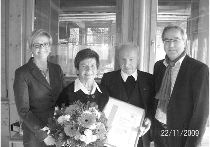 50Jahre Kirchenchor: Christa Plankensteiner