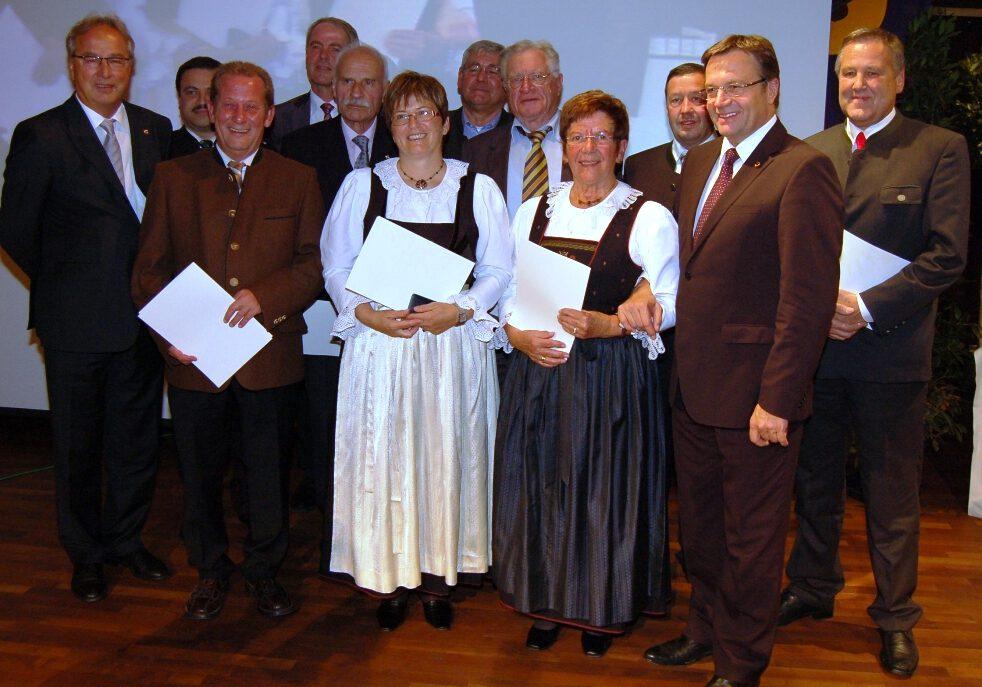 Ehrenamtnadel 2010 (Land Tirol)