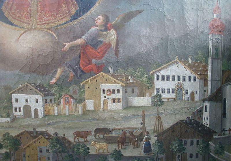 Der Brand 1801
