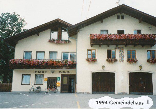 Gemeindeamt 1994