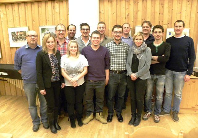Musikkapelle: Neuer Obmann 2014