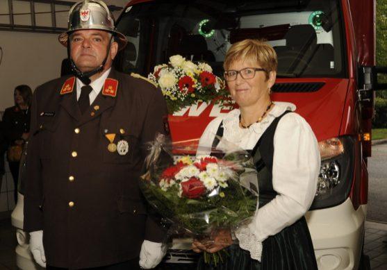 Feuerwehr: Einweihung neues Fahrzeug (2015)