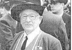 Sepp Leichter: 80 Jahre und Ehrenkapellmeister