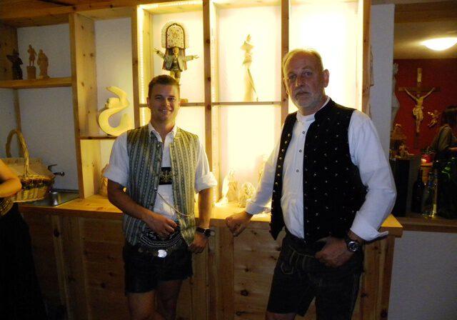 Atelier-Eröffnung Christian und Lukas Pittl