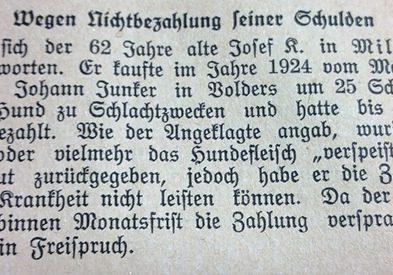 schulden 1923 n