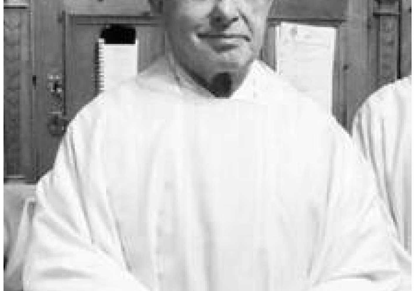 Pfarrer Hoppichler: 75 Jahre