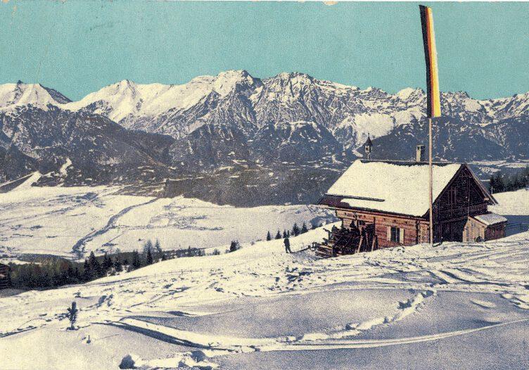 Alte Postkarten von Mils